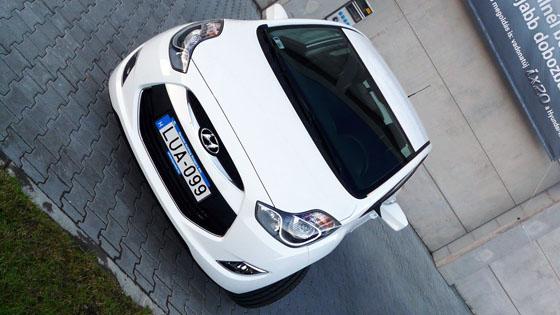 Hyundai ix20 (2010) menetpróba - Variációk egy témára 5bab64b6eb