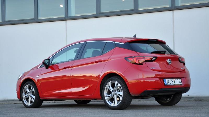 Opel astra k ausstattungsvarianten
