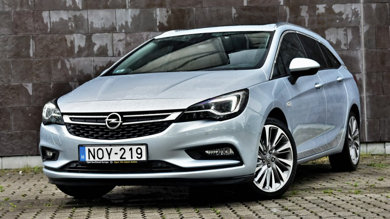 opel astra sports tourer 1 6 biturbo cdti 2016 teszt. Black Bedroom Furniture Sets. Home Design Ideas